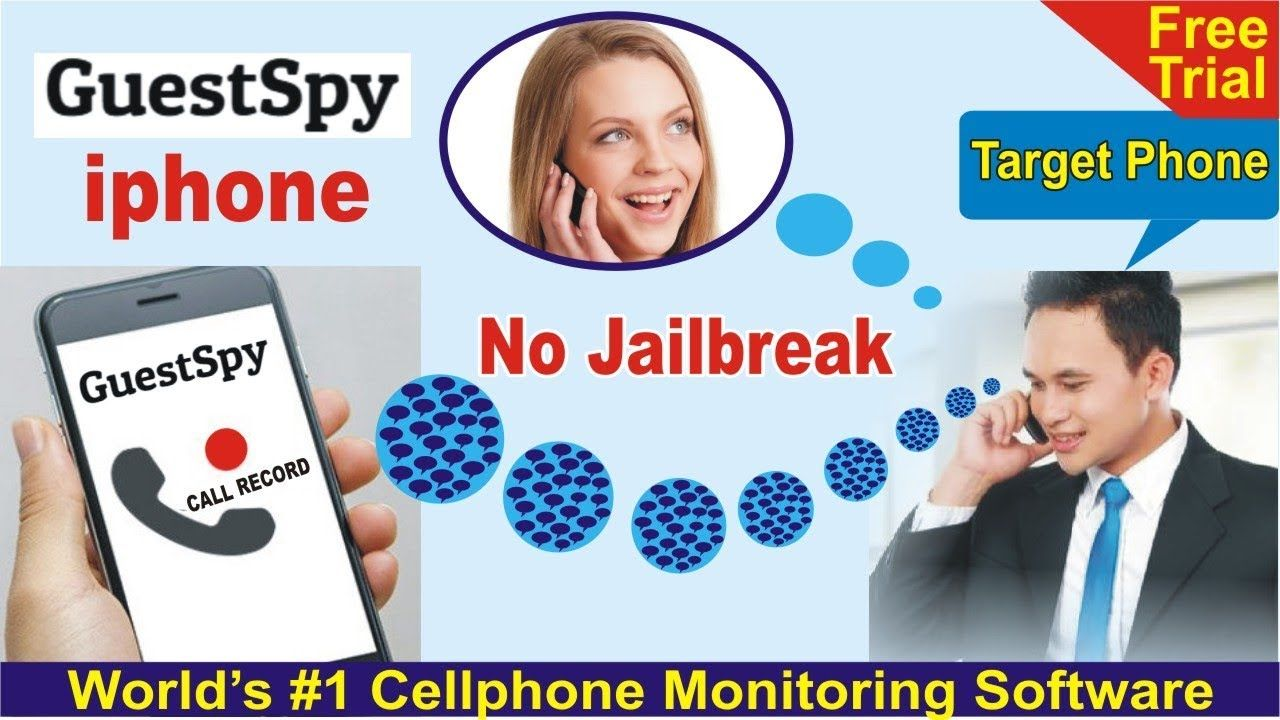 Guestspy iphone Best iPhone Spy App No Jailbreak