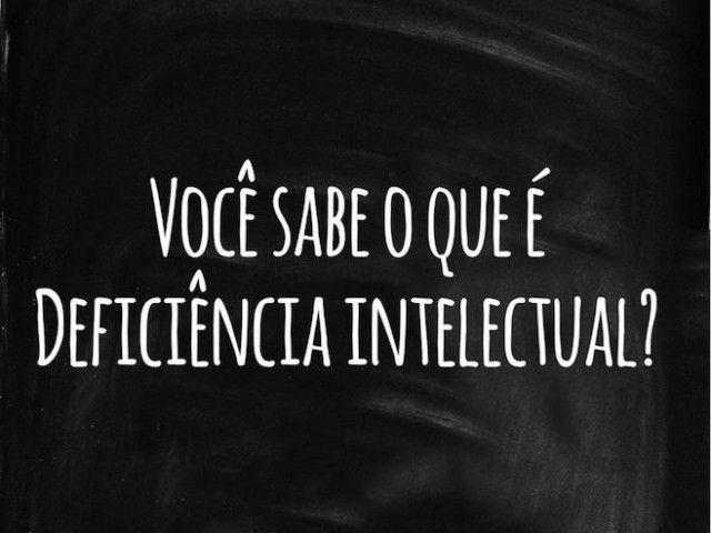 O Que E A Deficiencia Intelectual O Manual Diagnostico E