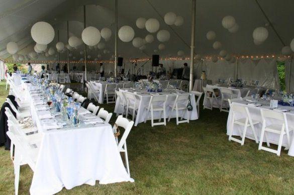 100 Person Wedding