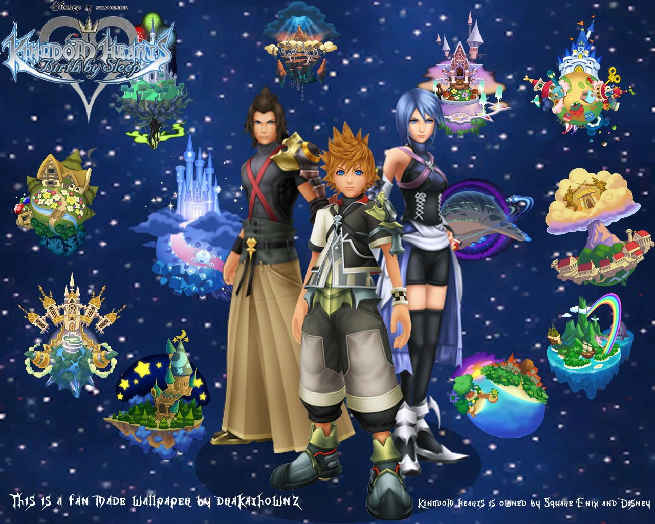 kingdom hearts bbs | Kingdom hearts | Pinterest