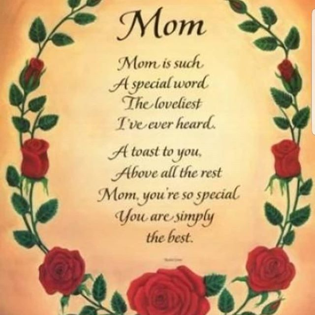 Good Morning A Very Very Happy Mothers Day To All The Moms In The