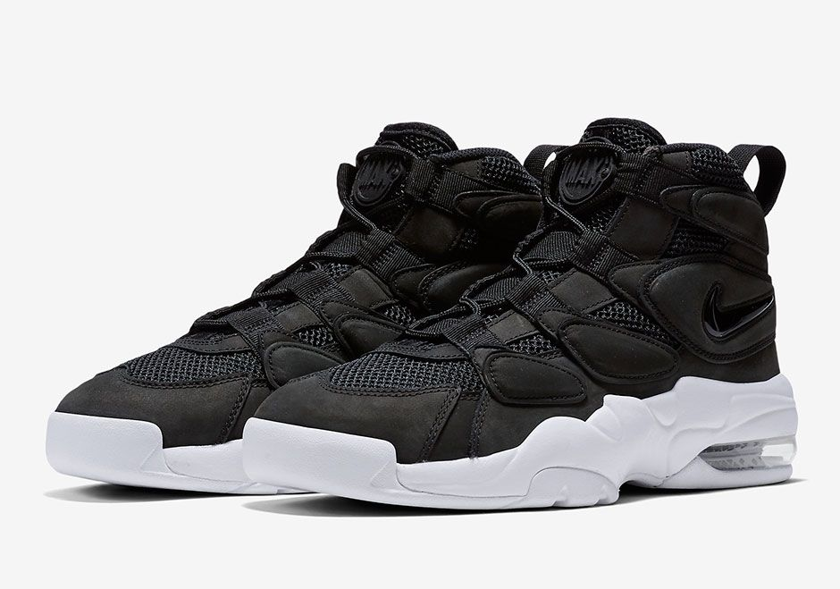 Nike Air Max 2 Uptempo Black & White Release Date