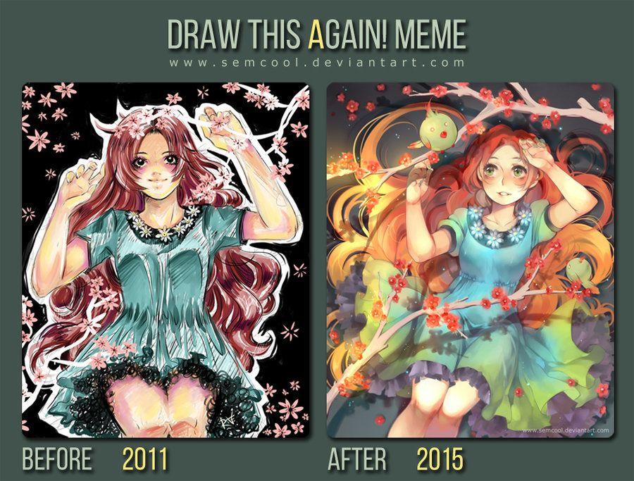Image Result For Draw This Again Meme Art Pinterest Art