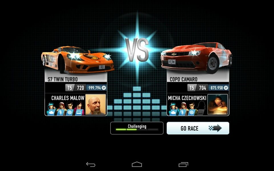 CSR Racing for Android / One more win to 1,000,000 R P  | CSR Racing