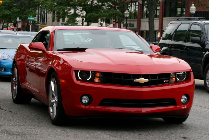 2010 Chevy Camaro News, Videos, Reviews and Gossip | 2010 chevy ...