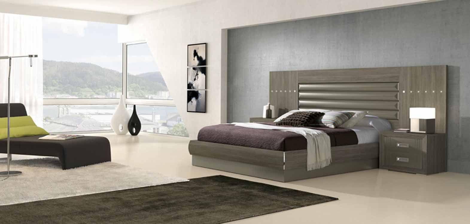 Dormitorios actuales catalogo 14 foto 5 camas for Dormitorios actuales