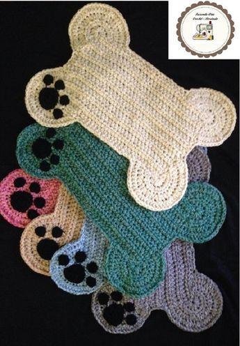 Tapete Osso - Crochê | Crochet & Tricot | Pinterest | Kostenlose ...