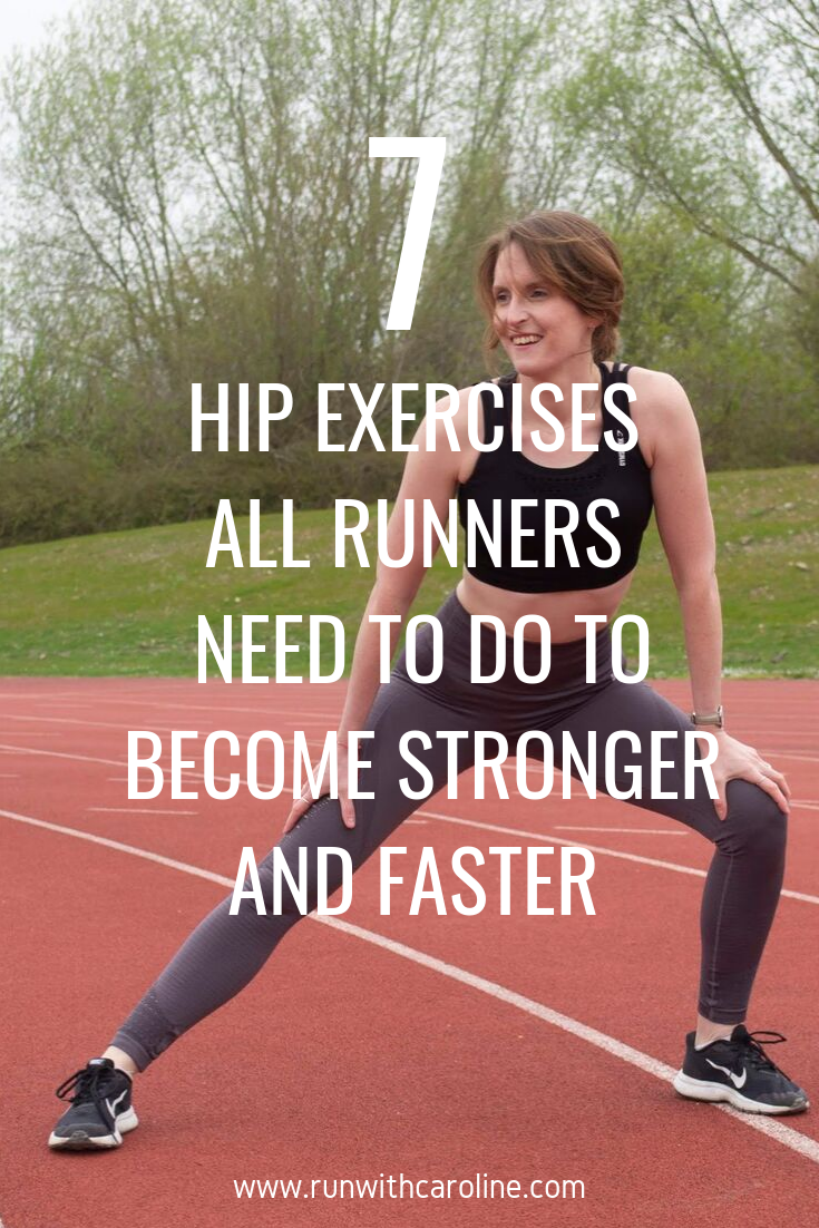 7 hip exercises all runners need to do to become a stronger and faster runner