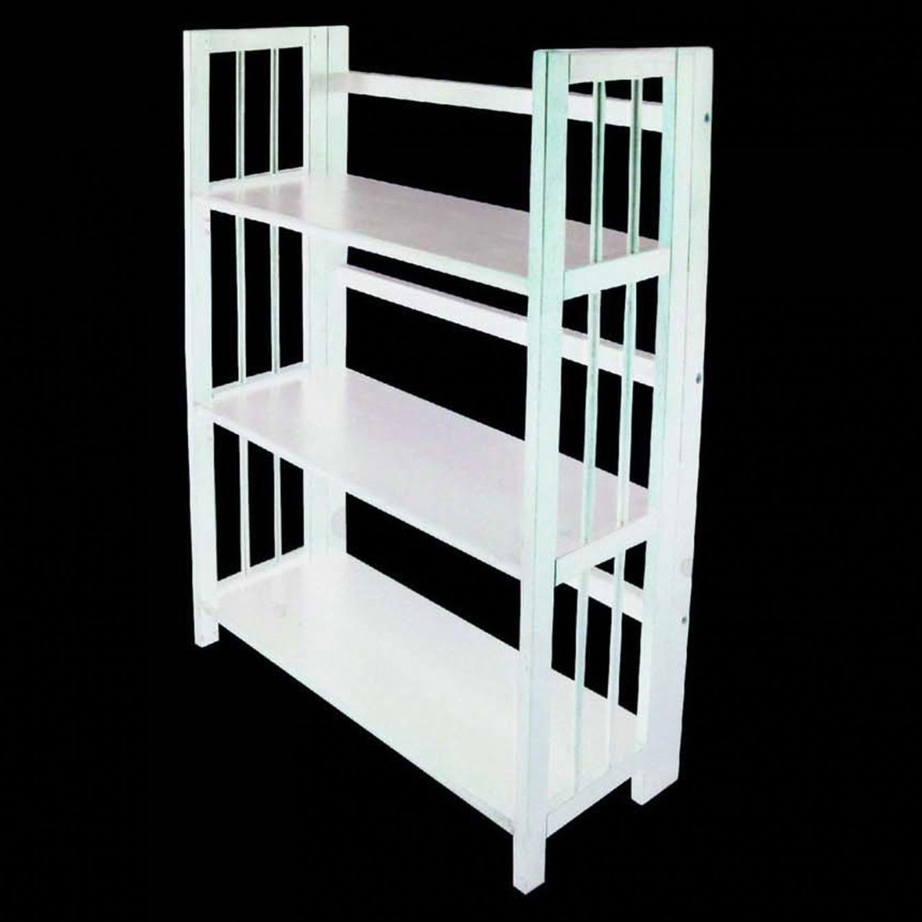 tier folding bookcase cool storage furniture check more at