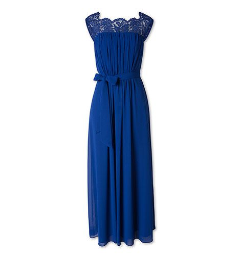best loved 360b7 f4e91 C & a Abendkleid in blau | Fashion | Kleider, Abendkleid und ...