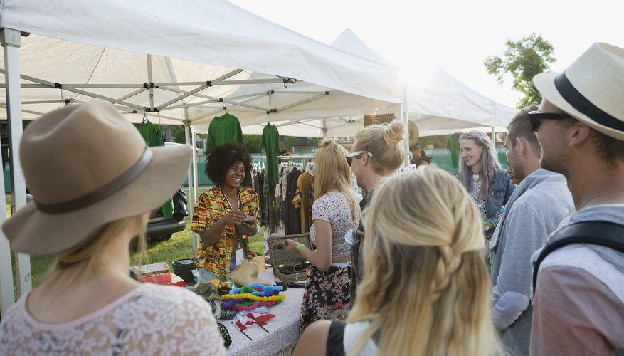 how to become a vendor at music festivals