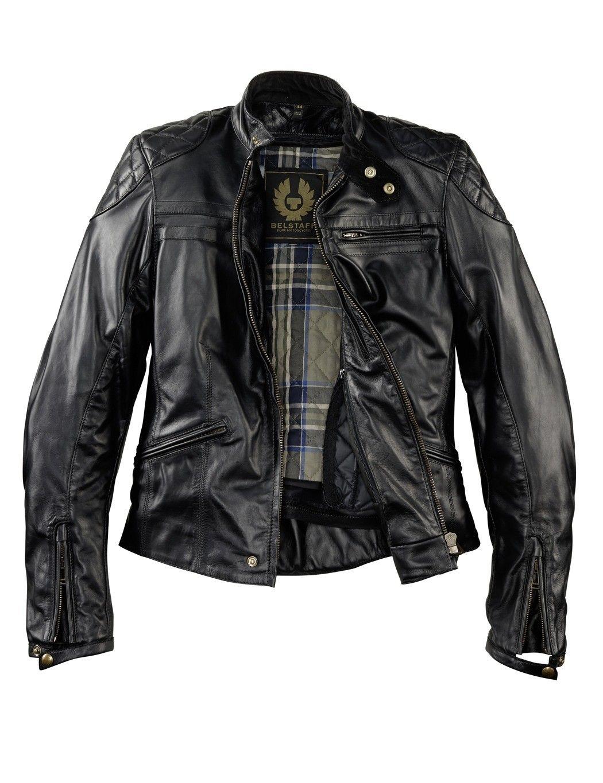 belstaff pure motorcycle damen lederjacke donington in schwarz moto leather pinterest. Black Bedroom Furniture Sets. Home Design Ideas