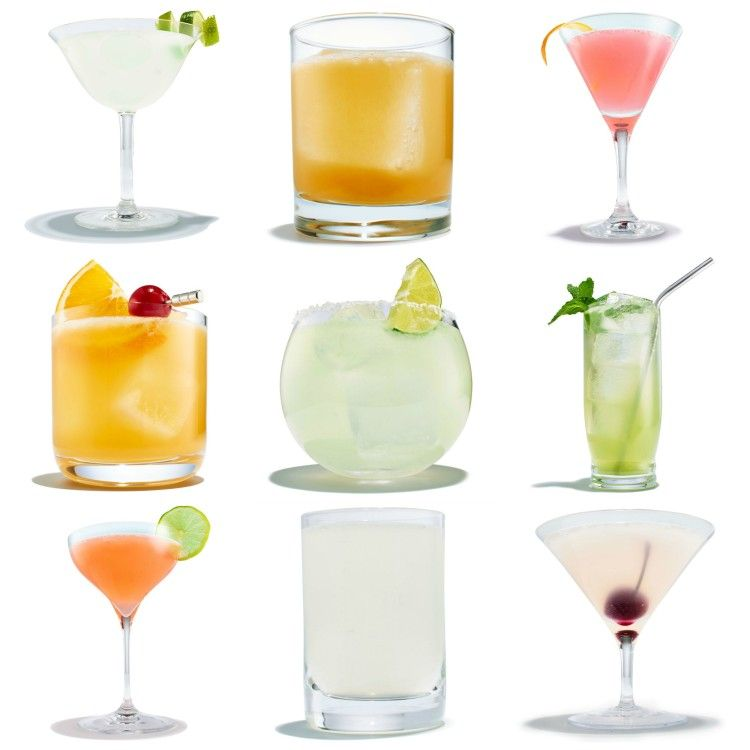 The Cocktail Formula That You Need To Memorize Now
