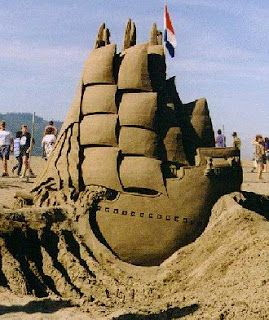 Mighty Lists: 25 beautiful sand sculptures