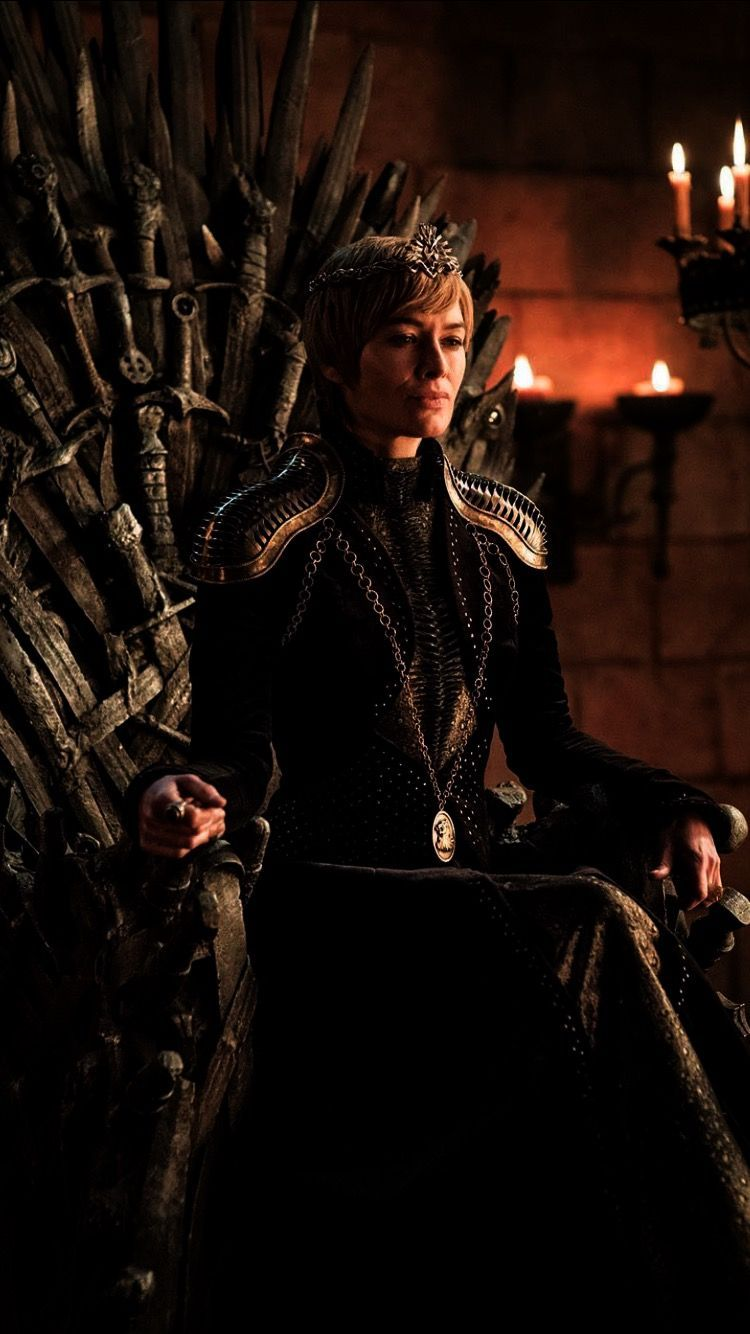 Wallpaper Game Of Thrones Cersei Lannister