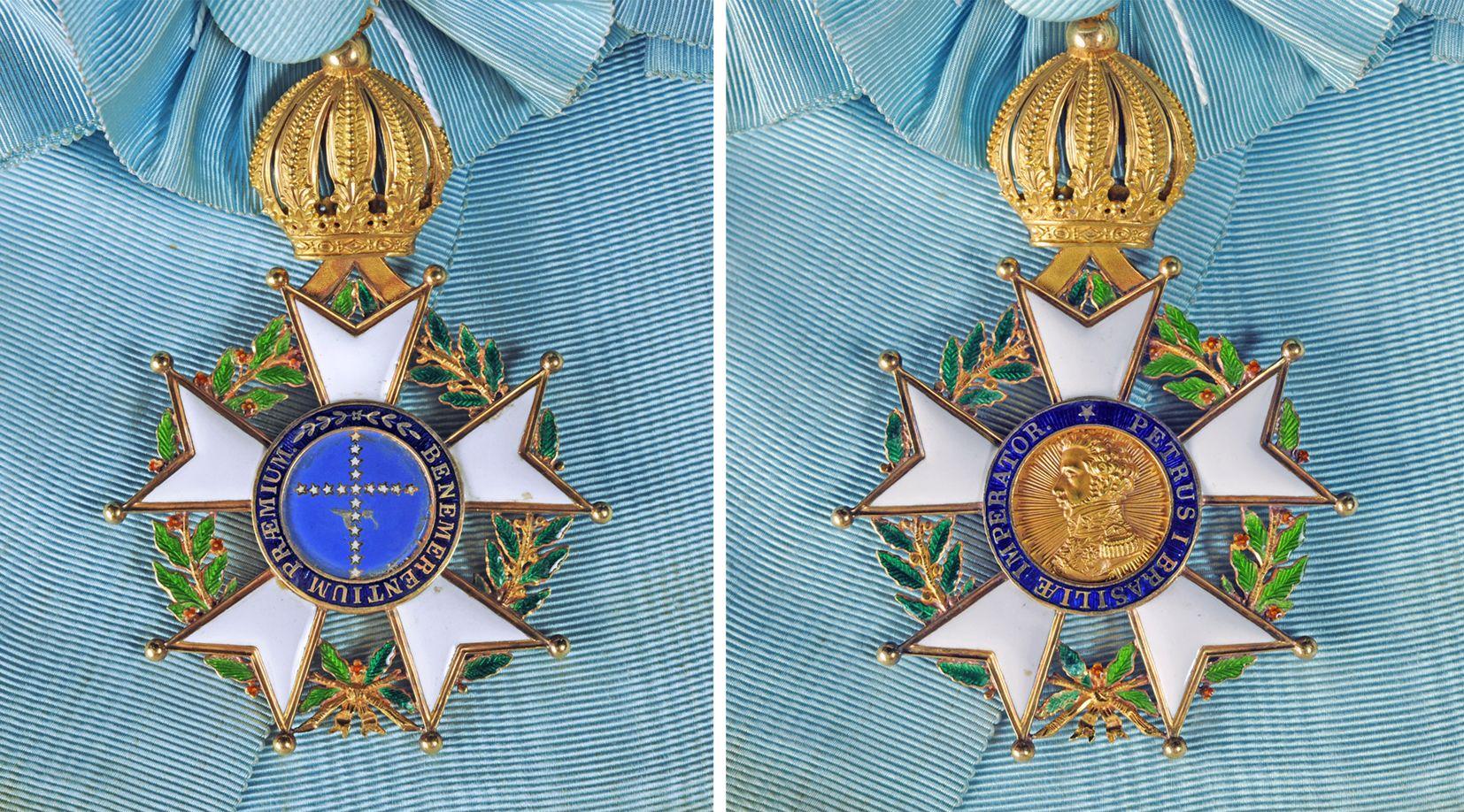 A Primeira Ordem Brasileira Com Imagens Bandeira Do Imperio Do