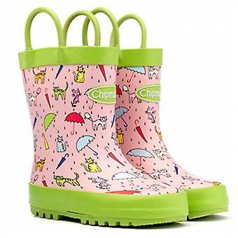 Chipmunks Girls Raincats Wellingtons Pink - https://www.fruugo.co.uk/chipmunks-girls-raincats-wellingtons-pink/p-4419065