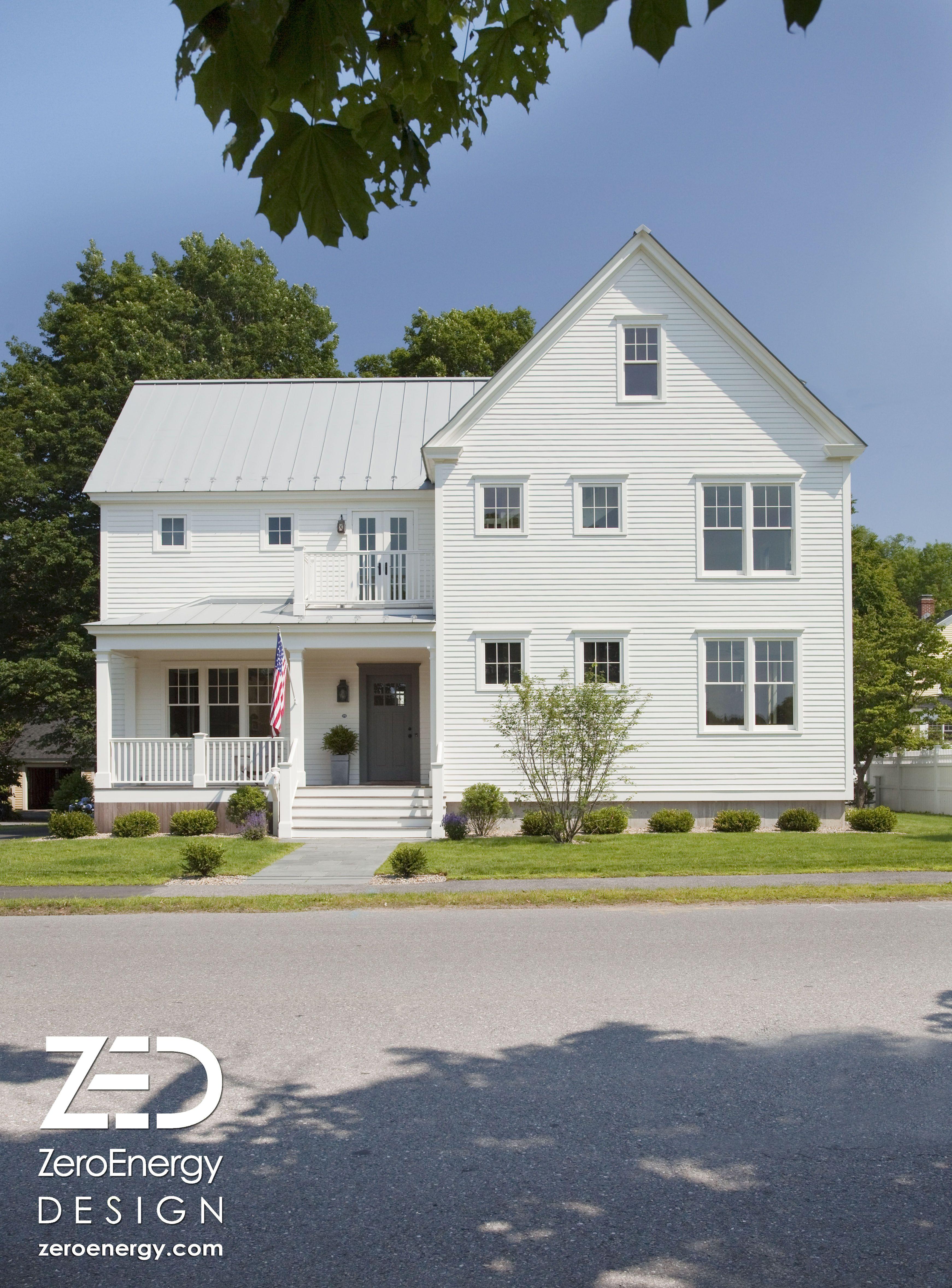 27+ New england modern farmhouse info