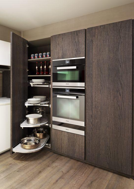 Modulnova Twenty Kitchen Wigmore Street Showroom 2014: | CUCINE ...