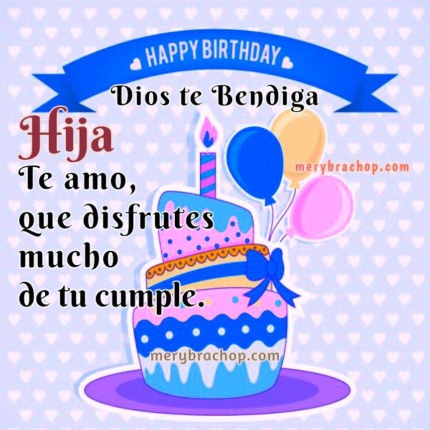 Frasesamor24 Frases De Cumpleaños Para Una Hija Cumpleaños Hijo Felicitaciones De Cumpleaños Hija Feliz Cumpleaños Mi Hija