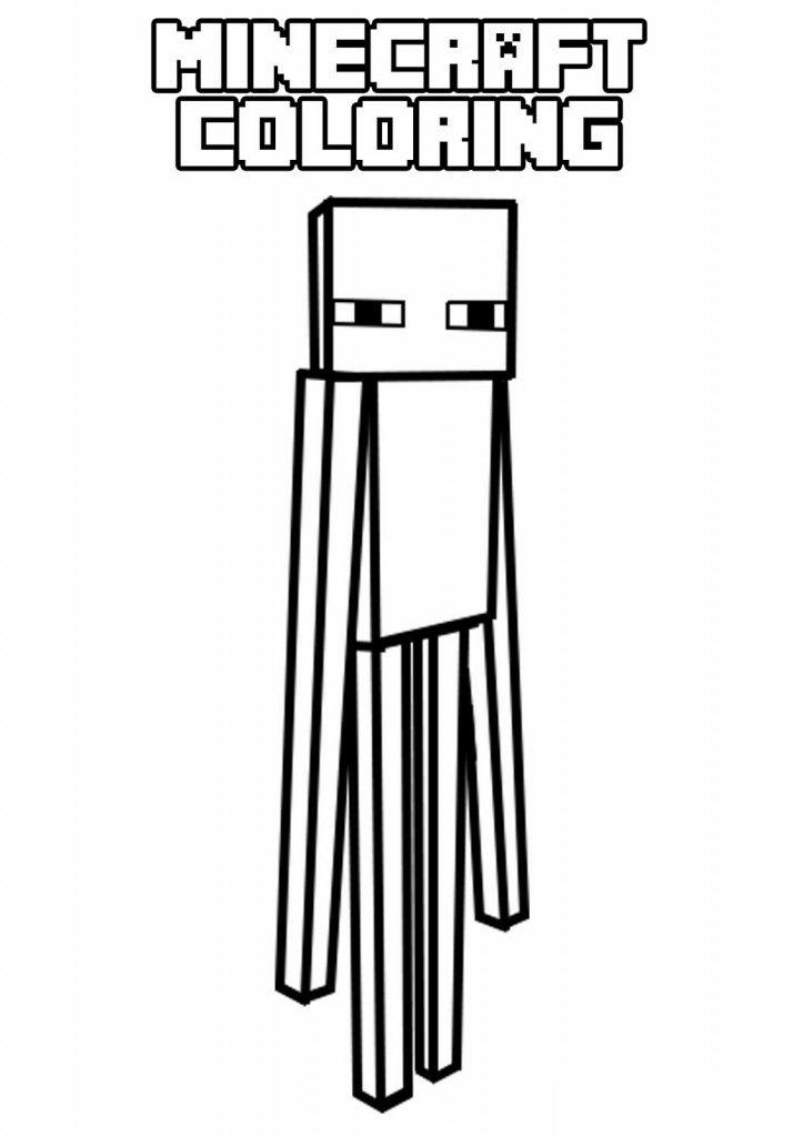 Kleurplaten Minecraft Draak.Minecraft 6 Kleurplaten Minecraft En Verf