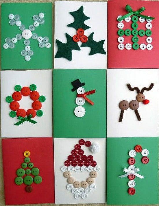 Pin By Liseby Henri On Projects To Try Pinterest Navidad - Manualidades-de-tarjetas-de-navidad