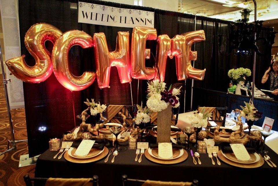 Las Vegas Wedding Planner Bridal Show Veils Tails And Cocktails Aria