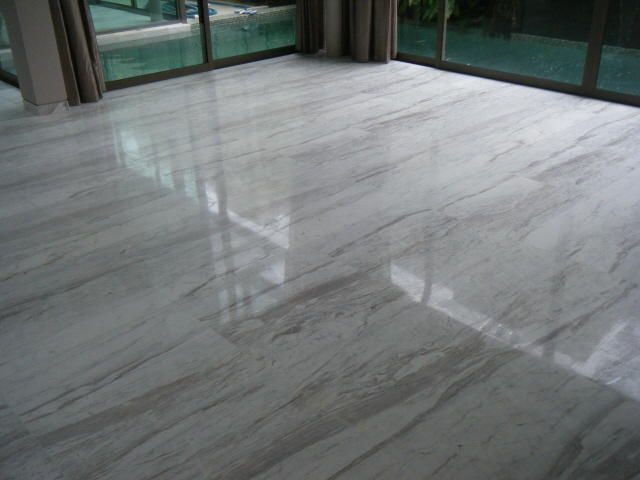 How much does it cost to polish condo marble flooring Stone flooring types