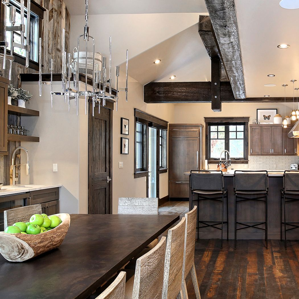 Kitchens with High Ceiling in 2020 | Kitchen with high ...