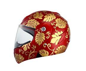 MASEI 881 ALOHA FLIPUP MOTORCYCLE BIKE HELMET  384dfc7d0a691
