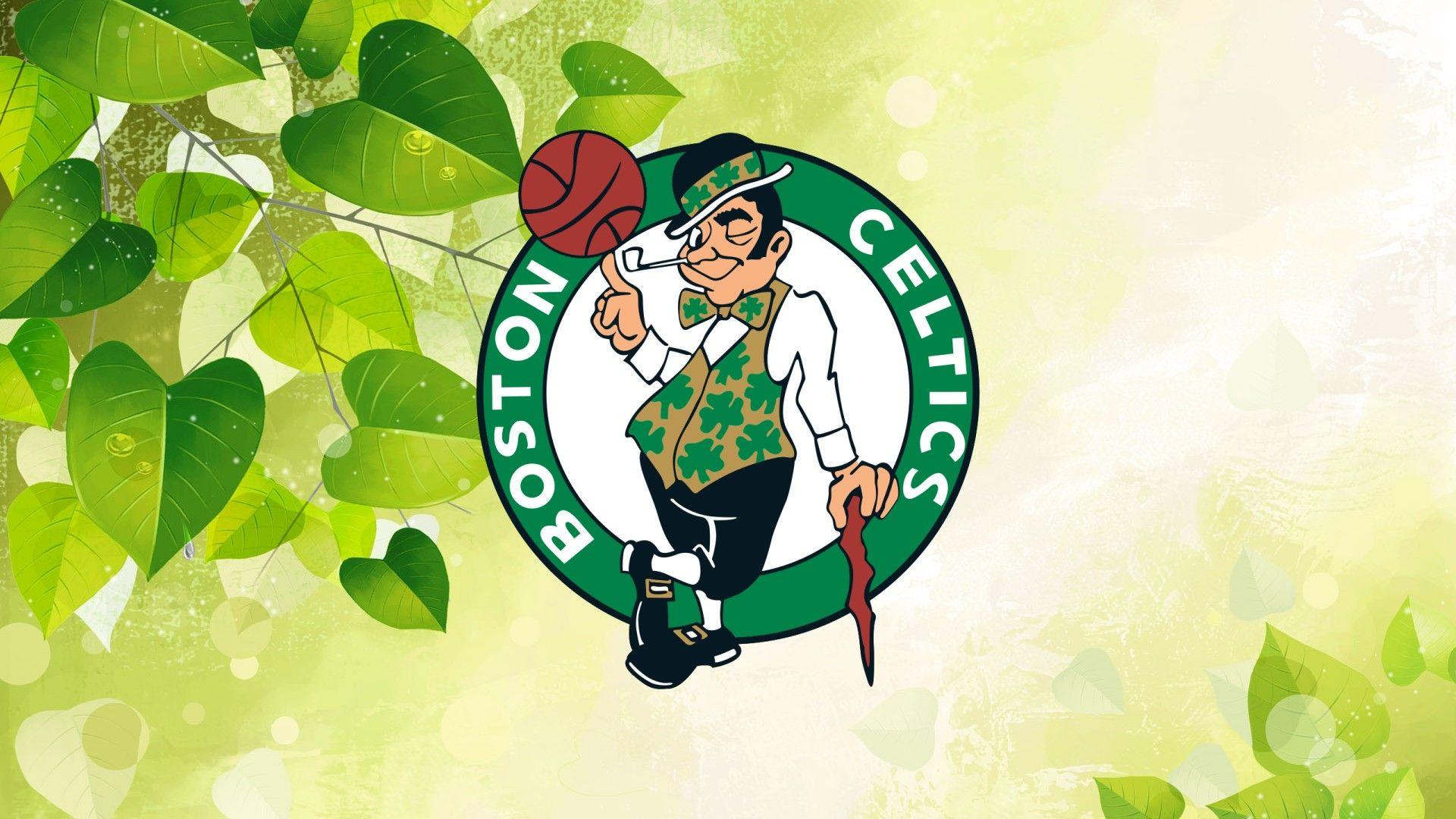 Boston Celtics Logo For Pc Wallpaper 2021 Basketball Wallpaper Boston Celtics Logo Boston Celtics Basketball Wallpaper