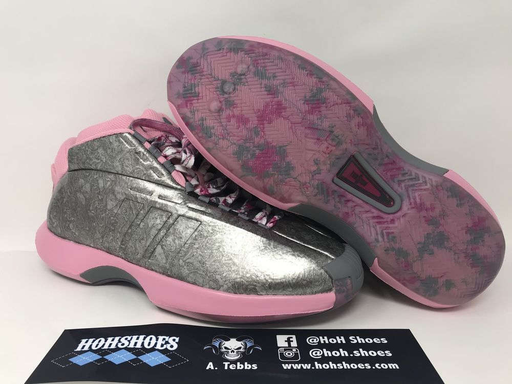 sports shoes ff942 f6070 DS Brand New Adidas Crazy 1 Florist John Wall Pink C76100 size 10! fashion  clothing shoes accessories mensshoes athleticshoes (ebay link)