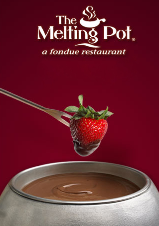 the melting pot free box of signature chocolate covered strawberries with purchase