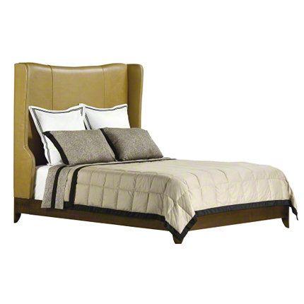 Dane Upholstered Bed (King) | Baker Furniture | Work Pins ...