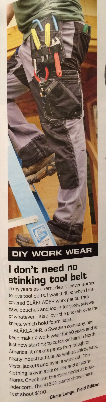 blaklader work pants mens