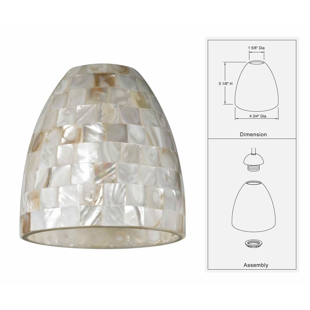 Bathroom Light With Mosaic Glass In Satin Nickel Finish At Destination Lighting Replacement Glass Light Shades Glass Shades Replacement Glass Shades