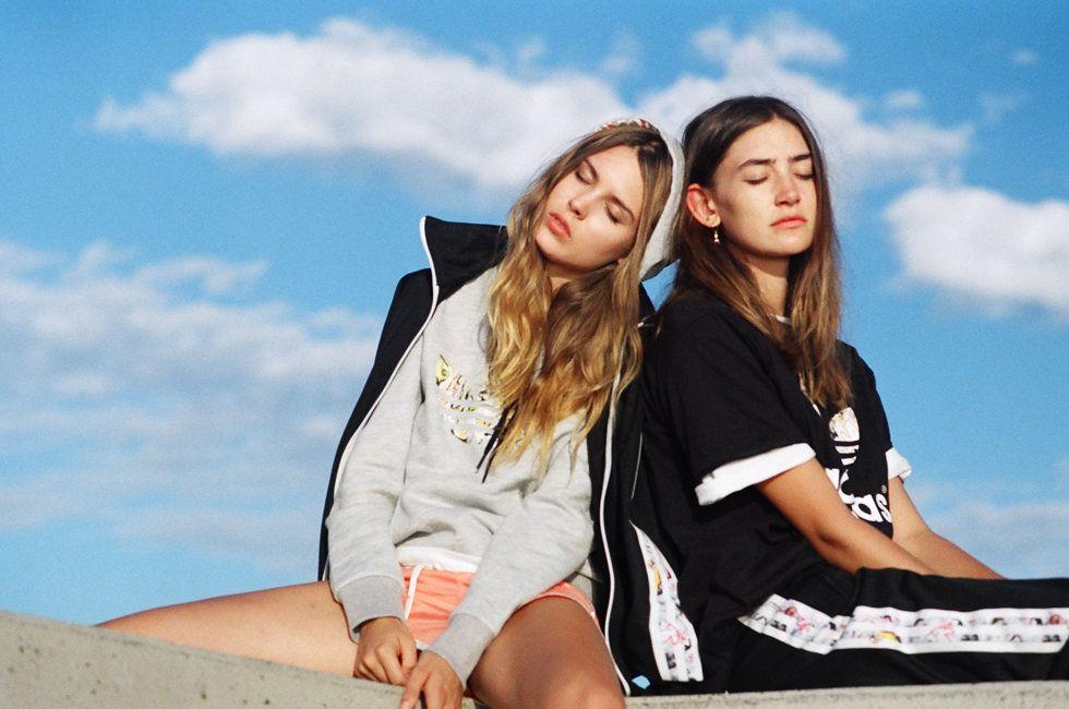 adidas Originals x Topshop x Gadir | Fashion Magazine | News. Fashion. Beauty. Music. | oystermag.com