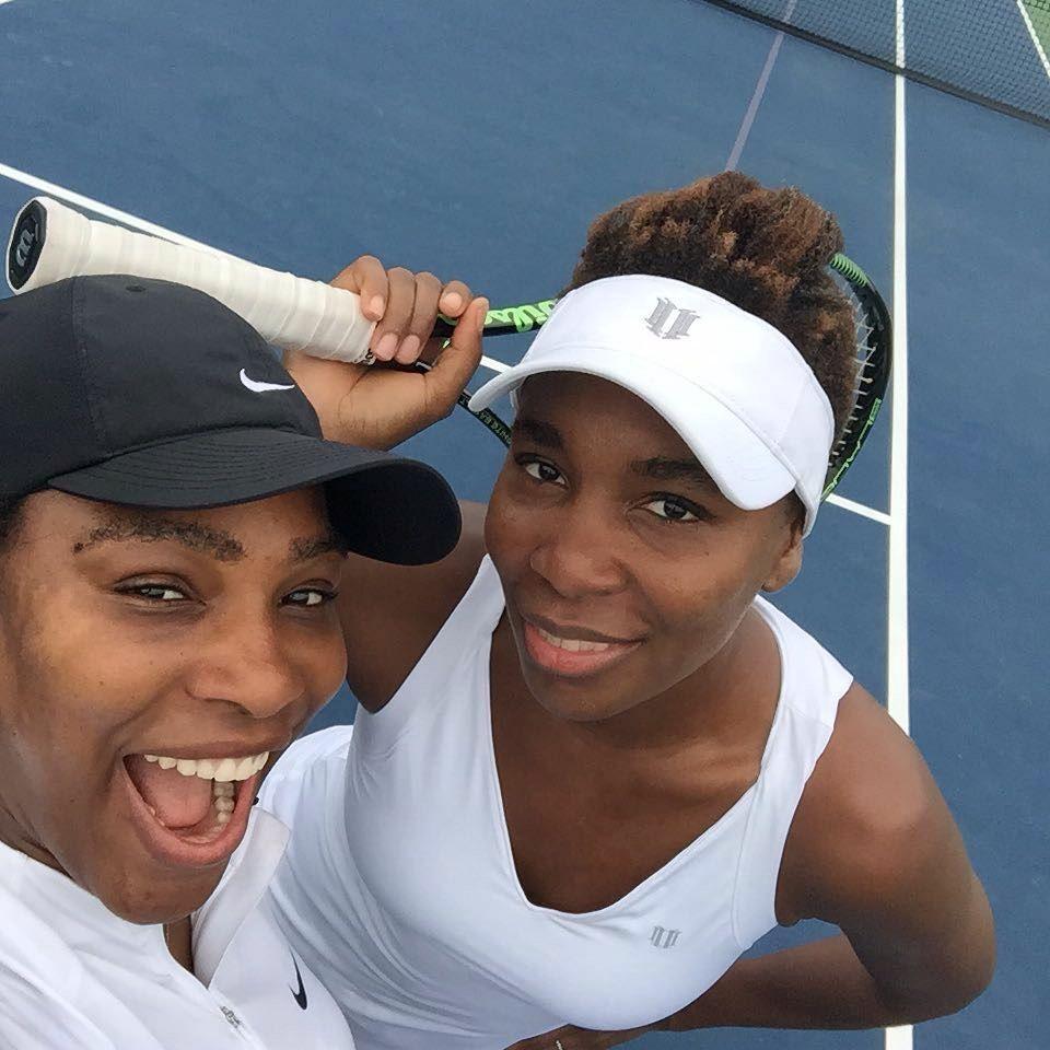 Williams sisters  Serena and Venus Williams