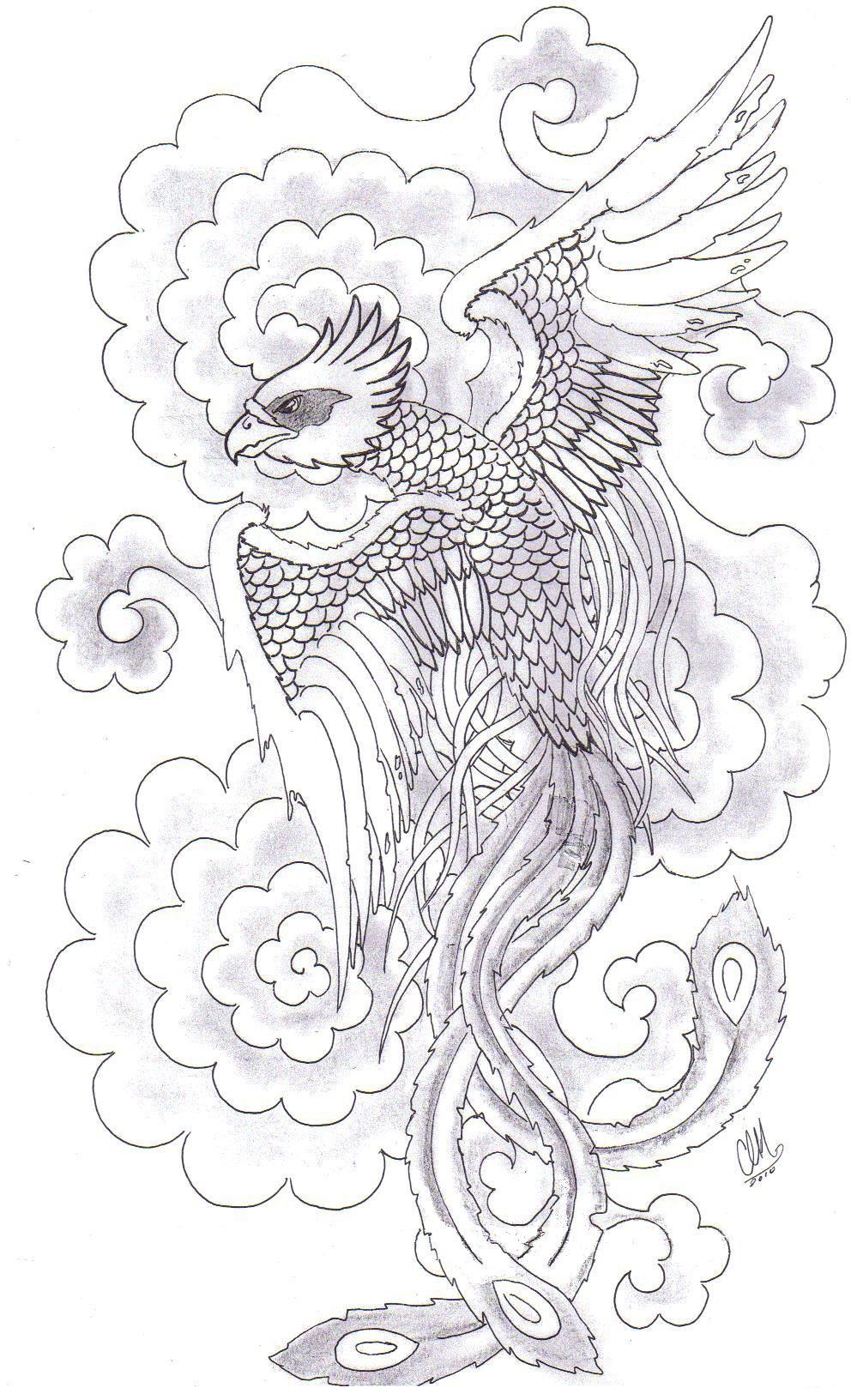 Phoenix Jpg 992 1632 Tattoo Dragon And Phoenix Phoenix Tattoo Japanese Phoenix Tattoo