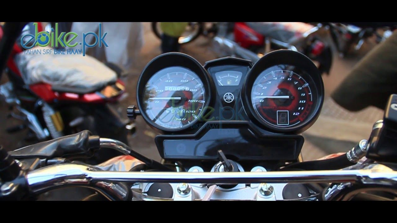 Yamaha Ybr 125g Price In Pakistan 2018 New Model Video Ebike Pk