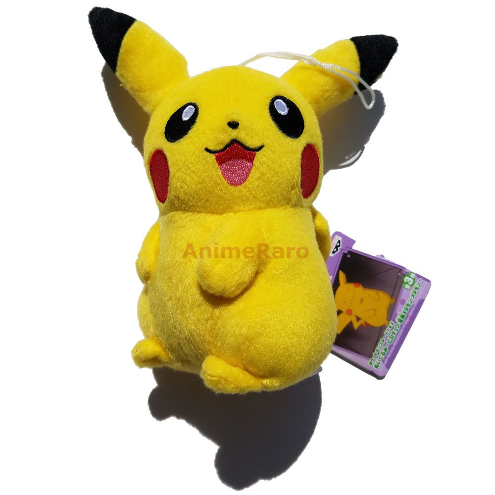 Pokemon Xy Z Ditto Transformation Plush Doll Pikachu 5 Nintendo Sun Moon 36410 Banpresto Plush Dolls Pokemon Pikachu