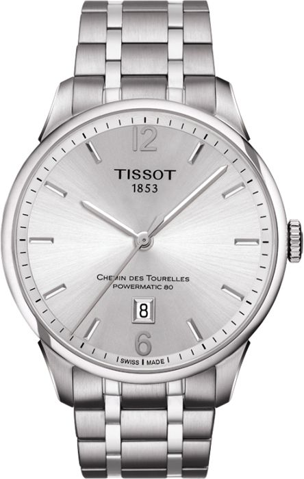 T099 407 11 037 00 T0994071103700 Tissot Chemin Des Tourelles Watch Mens