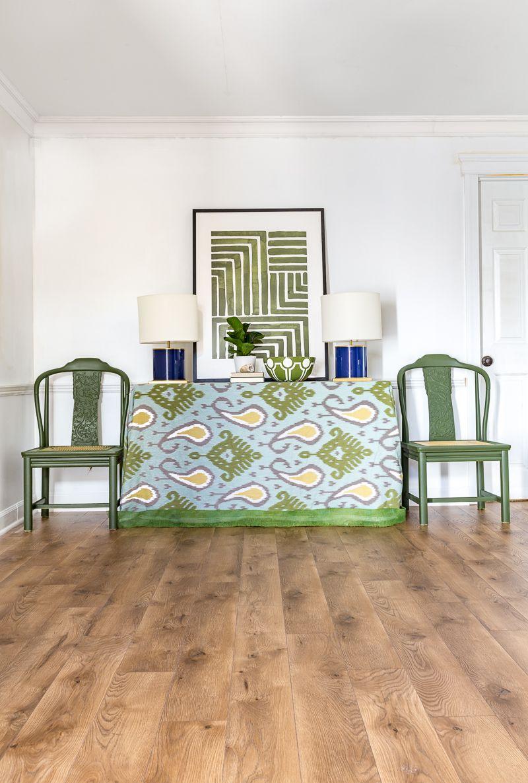 Select Surfaces laminate flooring, basement hardwood
