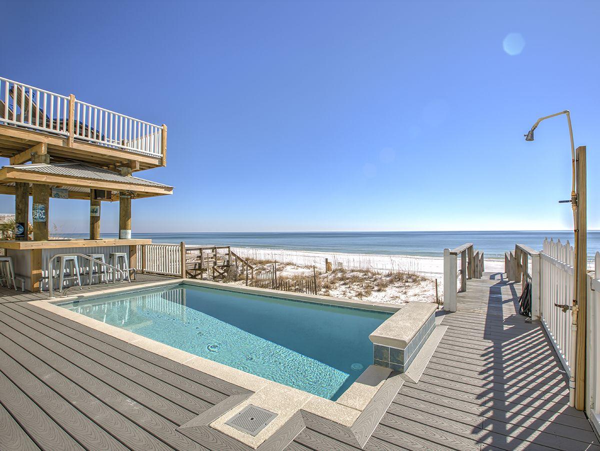 House Rental At Miramar Beach With Golf Cart