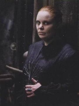 Alecto Carrow Harry Potter Wiki Harry Potter Characters Harry Potter Female Characters
