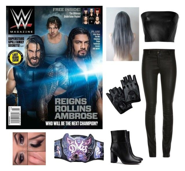 """""""4th Shield Member: Kyle Lockhart"""" by h3llokittyland ❤ liked on Polyvore featuring David Koma, Tory Burch, women's clothing, women's fashion, women, female, woman, misses and juniors"""