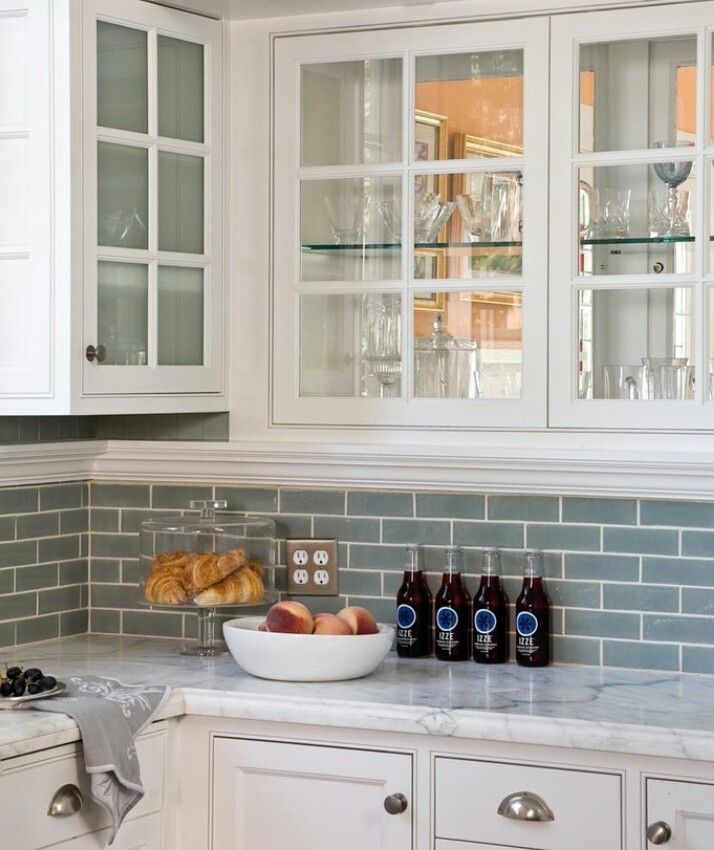 Kitchen Tiles Duck Egg Blue: Kitchen Cabinets Decor