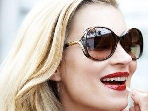 Vogue Eyewear Spring/Summer Collection-Kate Moss
