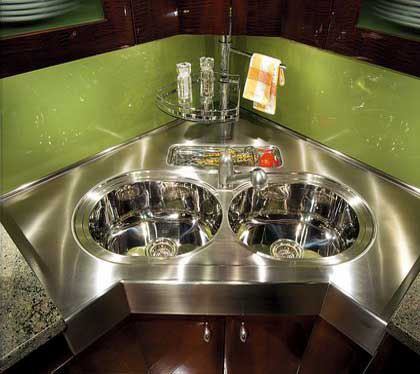 Neff Luxury Kitchen Accessories  Corner Kitchen Sinks Sinks And Stunning Kitchen Accessories Decorating Design