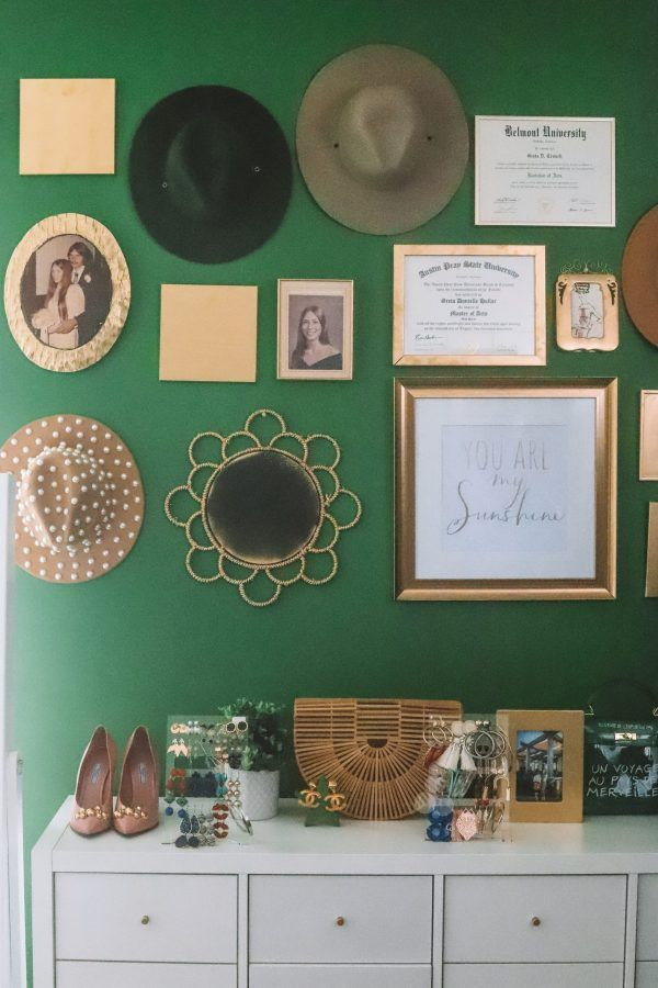 How to Turn Your Guest Room into a Cloffice with Old Time Pottery Trendy Outfits
